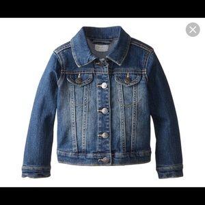 Baby girls denim jacket